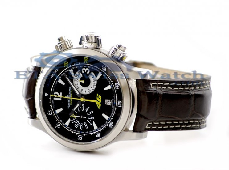 Jaeger Le Coultre Master Compressor Chronograph 146.8.25