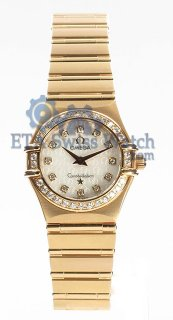 Omega Constellation Mesdames Mini 1160.75.00