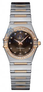 Ladies Omega Constellation Small 1358.60.00