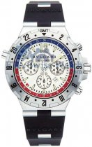 Bvlgari Diago GMT40SVD/FB professionnel