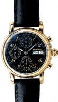 Gilt Mont Blanc Star MP07246