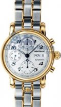Gilt Mont Blanc Star MP07247