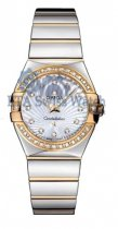Mesdames Omega Constellation 123.25.27.60.55.008