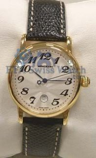 Mont Blanc Star Gilt MP07013