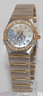 Mesdames Omega Constellation petites 1277.75.00
