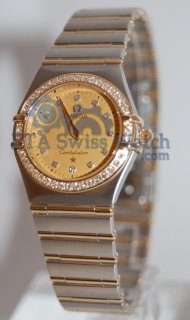 Ladies Omega Constellation Small 1277.15.00