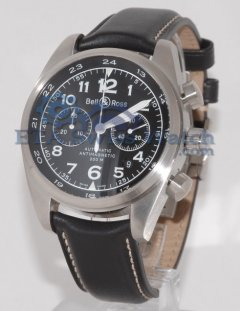 Bell y Ross Vintage 126 XL Negro
