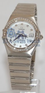 Ladies Omega Constellation 1498.75.00