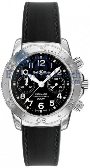 Bell & Ross Classic Collection 300 Black Diver