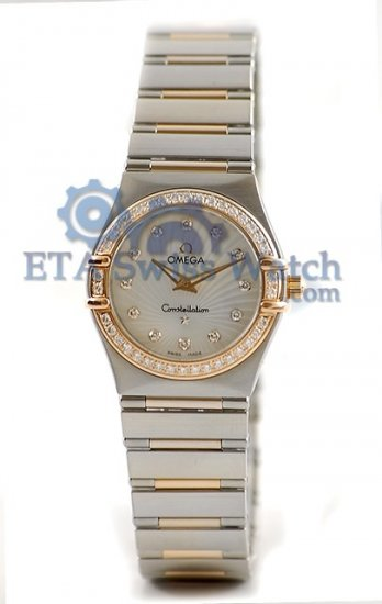Ladies Omega Constellation Small 111.25.26.60.55.001