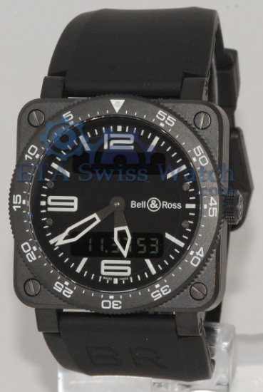 Bell & Ross BR03 Aviation Carbon