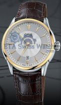 Oris Artelier Data 733 7591 43 51 LS