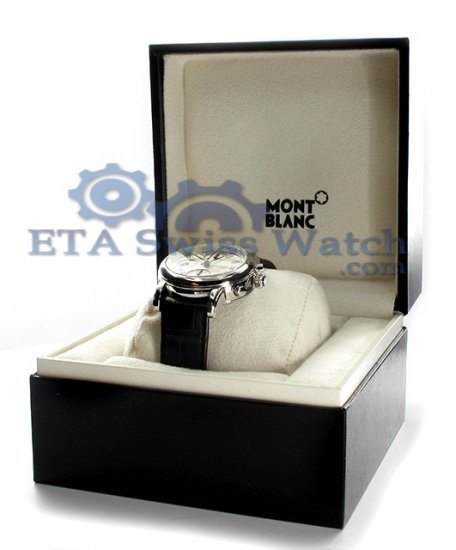 Mont Blanc Star Steel MP36966