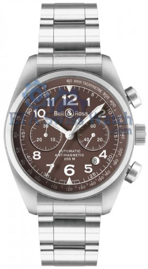 Bell y Ross Vintage 126 XL Brown
