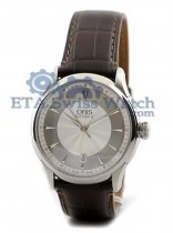 Oris Artelier Data 733 7591 40 51 LS