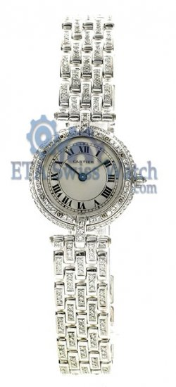 Cartier Santos Santos Damen Diamanten