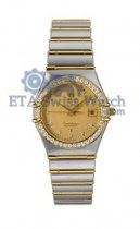 Ladies Omega Constellation 1297.15.00
