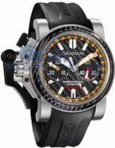 Graham Chronofighter Oversize 2OVATCO.B01A.K10B