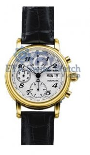 Mont Blanc Star Gilt 08458