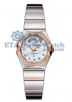 Ladies Omega Constellation 123.25.24.60.55.005