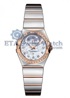 Mesdames Omega Constellation 123.25.24.60.55.005