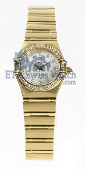 Omega Constellation Mesdames Mini 1167.75.00
