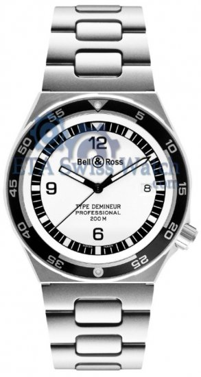 Bell y Ross Demineur Profesional Tipo White Collection