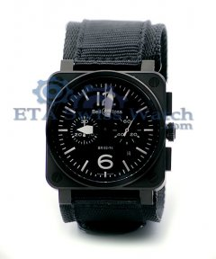 Bell & Ross BR03-94 Cronografo BR03-94