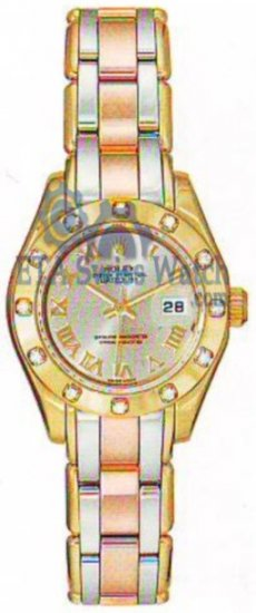 Pearlmaster Rolex 80318