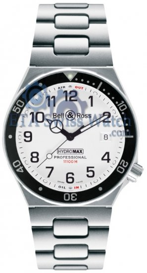Bell et Ross Hydromax Collection Professional blanc