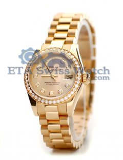 Rolex Lady Datejust 179138