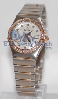 Mesdames Omega Constellation 1398.75.00