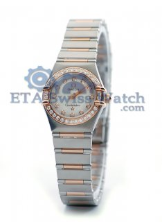 Omega Constellation Ladies Mini 1360.75.00
