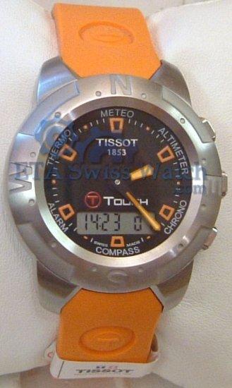 TISSOT - TISSOT GENEROSI-T - T1053091601800 - Swiss Made