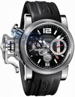 グラハムChronofighter RACの2CRBS.BK1A.K25B