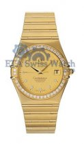Gents Omega Constellation 1107.15.00