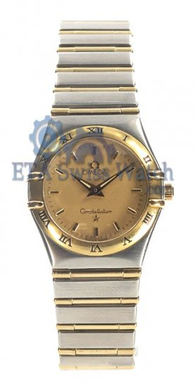 Omega Constellation Ladies Mini 1262.10.00