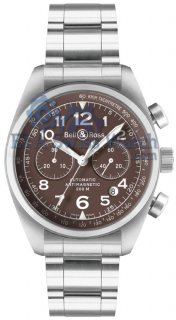 Bell & Ross Vintage 126 XL Brown