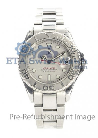 Yachtmaster Rolex 168622