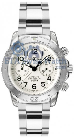 Bell e Ross Classic Collection Diver 300 Branco