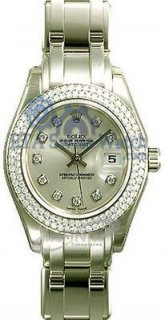 Pearlmaster Rolex 80339