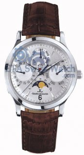 Jaeger Le Coultre Master 149344A Perpetual