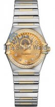 Ladies Omega Constellation Small 111.25.26.60.58.001