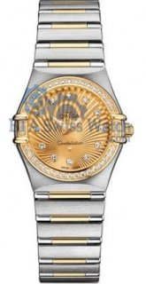 Mesdames Omega Constellation petites 111.25.26.60.58.001