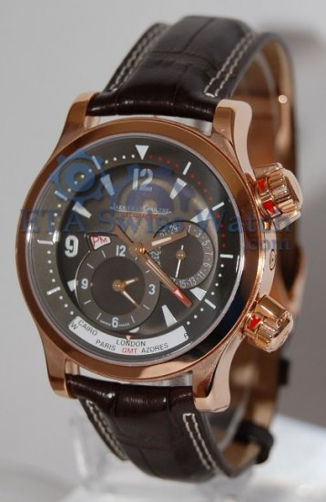 Jaeger Le Master Compressor Geographic Coultre 1712440