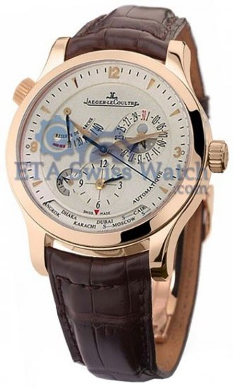 Jaeger Le Coultre Master Geographic 1502420
