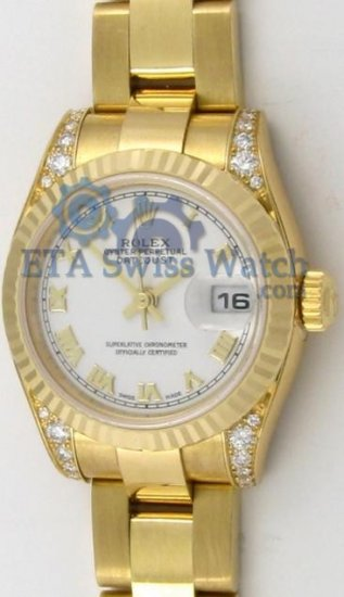 Rolex Lady Datejust 179238