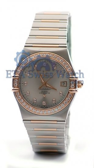 Gents Omega Constellation 111.25.36.20.52.001