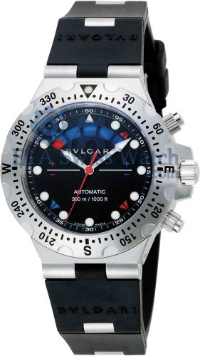 Bvlgari Diago SD40BSV/RE professionnel