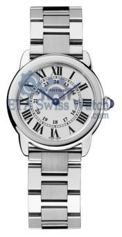 Cartier W6701004 individuel Ronde